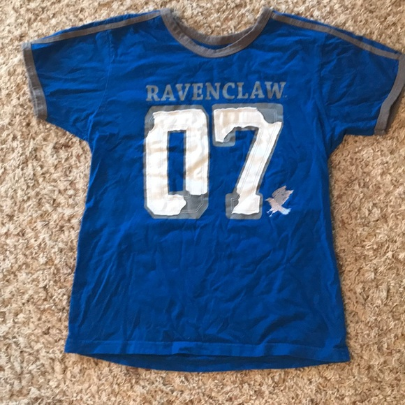Happy Potter Ravenclaw Quidditch Tee